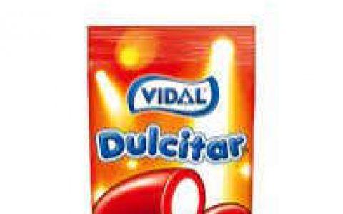 VIDAL MEGA DULCITAR FRESA C/70 UND
